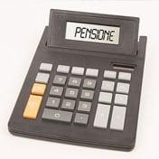 Calcolo pensione netta dalla pensione lorda