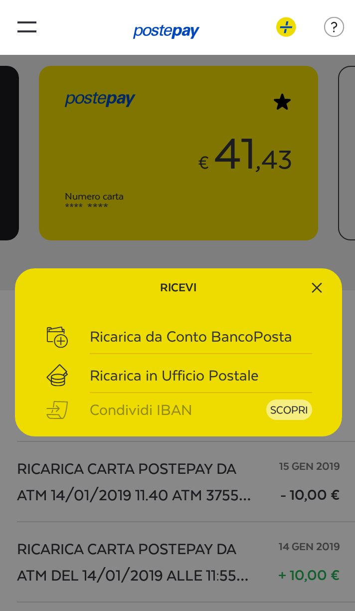 ricarica-postepay-online