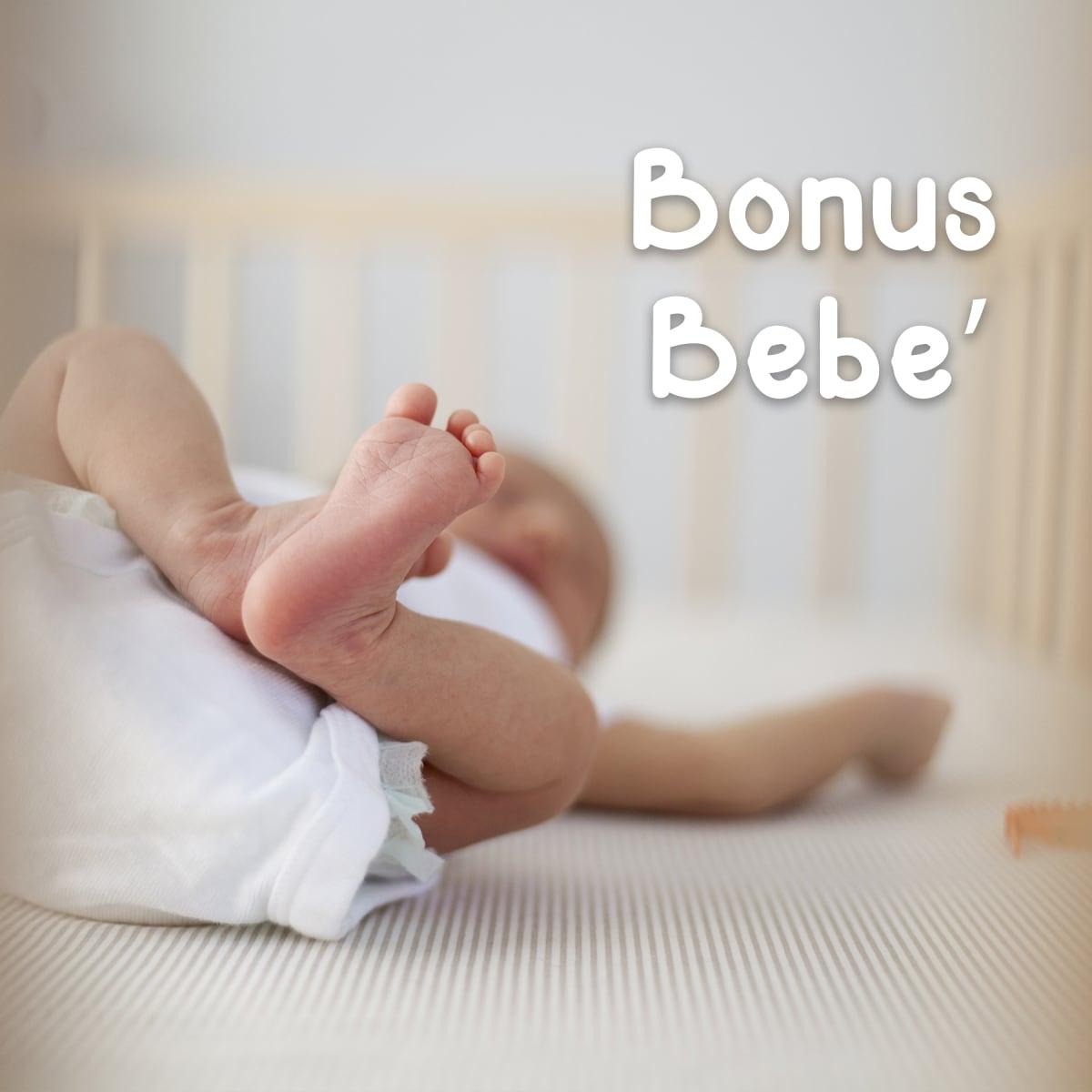 Bonus bebè 2020: come fare domanda, requisiti e importi